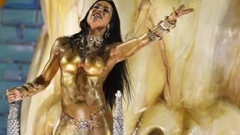 Samba-Rausch in Rio: Die schönsten Bilder des Karnevals