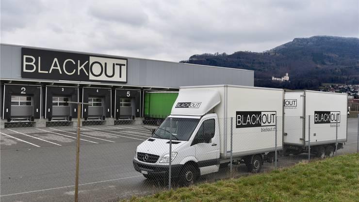 In Oensingen hatte die Schweizer Modekette Blackout ihre Zentrale.