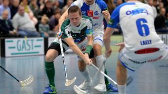 Einer von drei finnischen Weltmeistern im Team von Wiler-Ersigen: Tatu Väänänen.