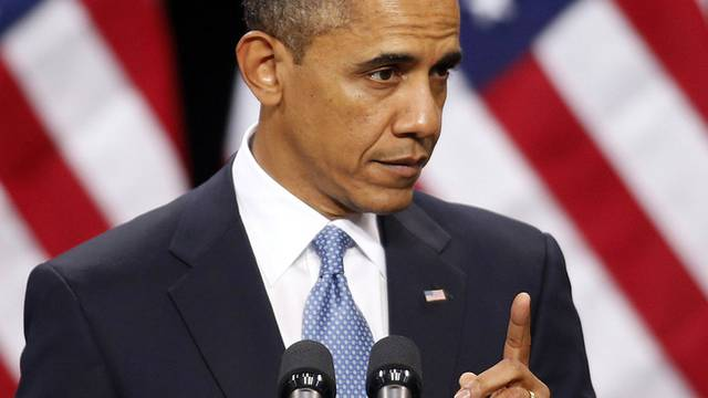 US-Praesident Barack Obama spricht in Las Vegas ueber Einwanderungspolitik