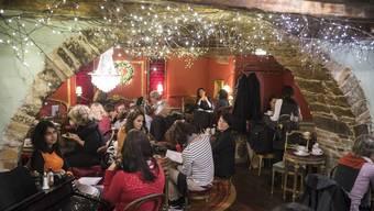 Café Schober Weihnachtsdekoration