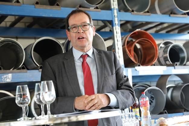 Krebsliga-Präsident Andreas Eng