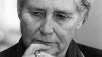 Die englische Schriftstellerin Doris Lessing hat 2007 den Literaturnobelpreis gewonnen.