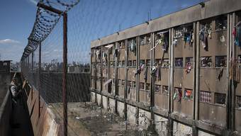 Bekannt für Gewalt: Gefängnis in Brasilien. (Symbolbild)