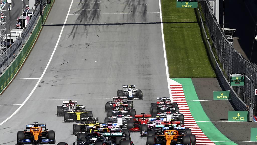 Die Formel 1 plant 23 Grands Prix im kommenden Jahr