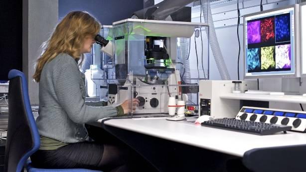 Wissenschafter entwickelten im PSI ein Verfahren, das für neue Medikamente genutzt werden kann.