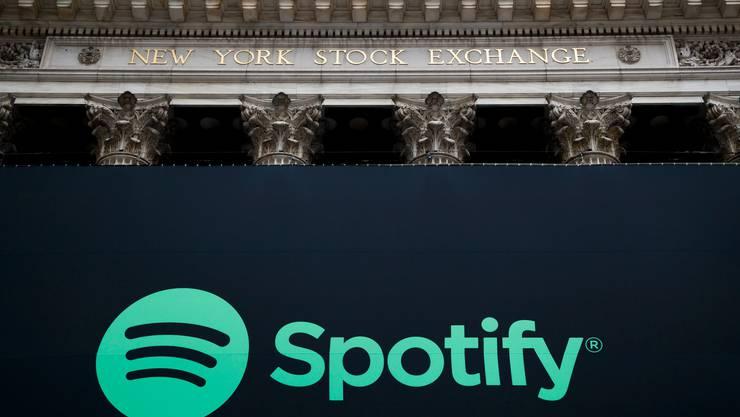 Entscheidet mit über künstlerischen Ruhm und Erfolg: der US-Riese Spotify.