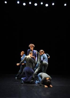 «Nil», die Choreografie der Compagnie 7273, wurde 2011 mit dem Schweizer Tanz- und Choreografiepreis ausgezeichnet. zvg