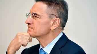 Der langjährige CEO Yves Serra wird Verwaltungsratspräsident bei Georg Fischer.