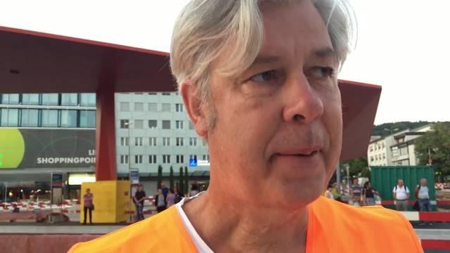 Architekt Stephan Kuhn sagt, wie es jetzt beim Schlieremer Stadtplatz weitergeht
