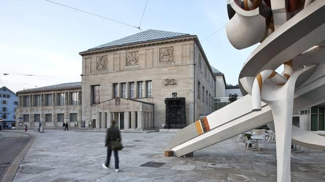 Für 2012 rechnet das Kunsthaus Zürich mit einem ausgeglichenen Budget (Archiv)