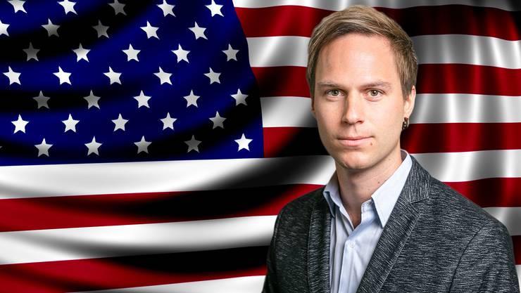 Ausland-Chef Samuel Schumacher.