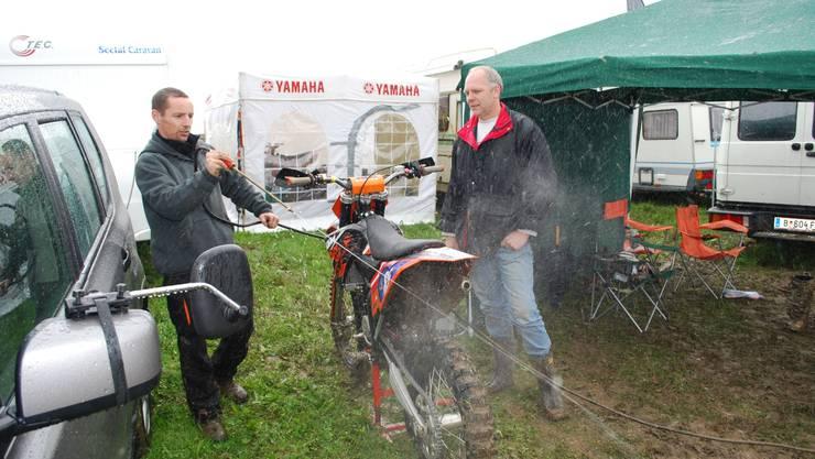 Jugend-Motocross Merenschwand
