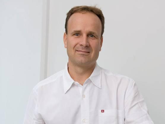 Nicolas Gruber, ETH Zürich