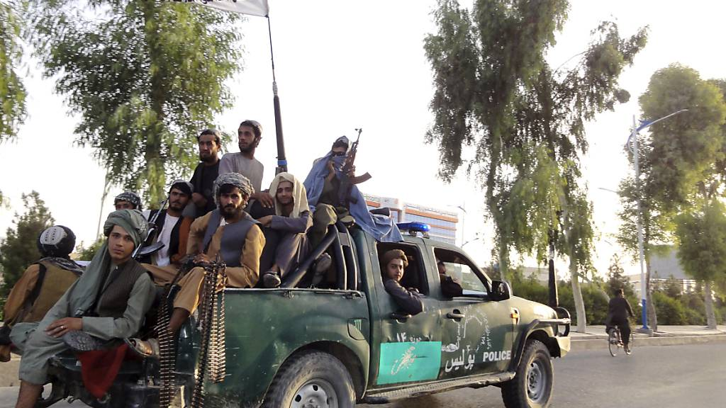 Die Taliban haben nach ihrem jüngsten Vormarsch in Afghanistan Gesprächsbereitschaft mit anderen Staaten signalisiert. (Archivbild)