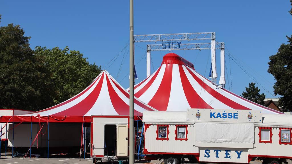 «Schweren Herzens» – Zirkus Stey beendet Tournee