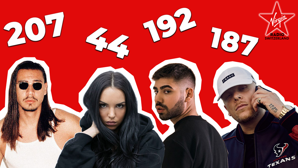 Zahlen in Rapper-Namen: Was dahinter steckt!