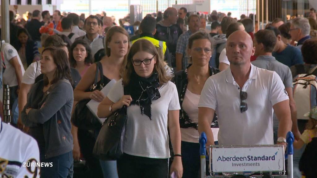 Passagieren-Anzahl nimmt trotz Klimaproteste zu