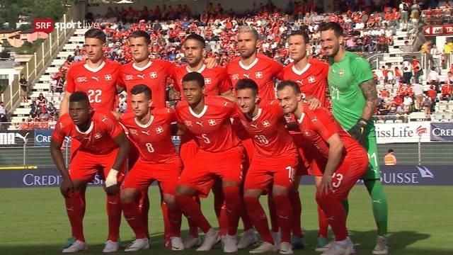 2:0 gegen Japan: Schweiz besteht letzten WM-Test