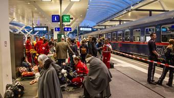 Zugunglück Salzburg