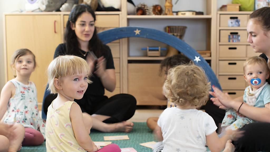 Stadt Luzern will mehr Geld für Kinderbetreuung ausgeben