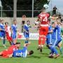 Der FC Solothrun muss sich gegen Delsberg mit 2:3 geschlagen geben.