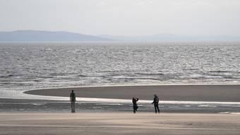 Ausflüge ans Meer hat eine Gesundheitsexpertin in Schottland ihren Job gekostet - sie verstiess gegen ihre eigenen Empfehlungen in der Coronavirus-Krise. (Symbolbild)