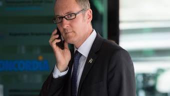 Christian Rathgeb (FDP) tritt seine neue Aufgabe am 1. Juni an.