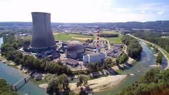 Auch Teile der Notfallschutzzone 2 bis 20 km um das Kernkraftwerk werden ausgemessen.
