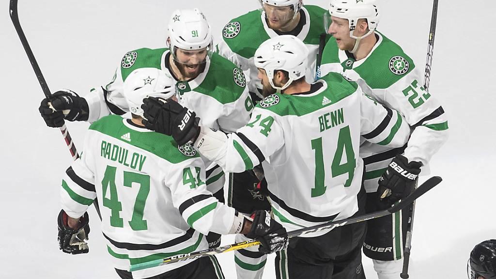 Dallas Stars erstmals seit 20 Jahren im Stanley-Cup-Final