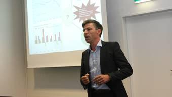 René Goetz, Wirtschaftsförderung Grenchen