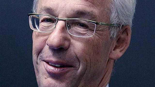 François Frôté, Verwaltungsratspräsident von Tornos (Archiv)