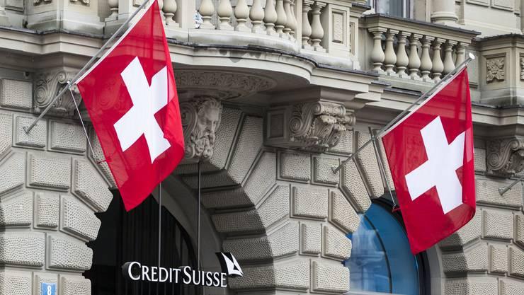 Darf die Credit Suisse ihre 2,6-Milliarden-Busse von den Steuern abziehen? Nach geltendem Recht Ja.
