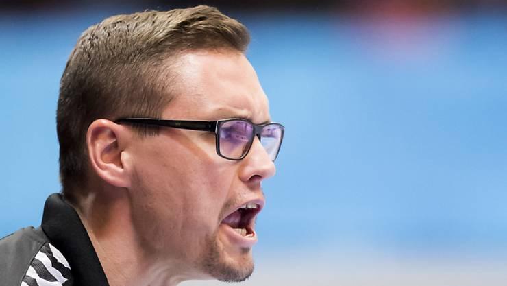 Peter Kukucka coacht die Kadetten im letzten Champions-League-Spiel zum Sieg