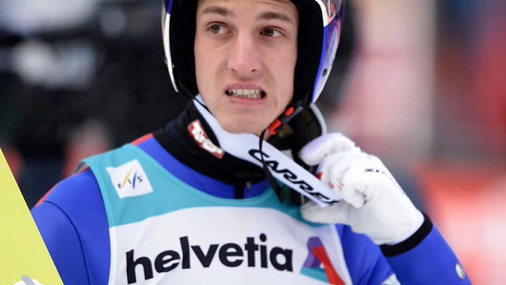 Pech für Gregor Schlierenzauer: er verpasst nach einer Knieverletzung den Saisonauftakt