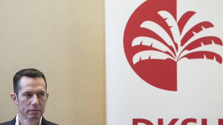 DKSH-Chef Stefan Butz setzt in Asien weniger auf China: Der Verkauf des Healthcare-Geschäfts dort bremste den Umsatz 2019. (Archivbild)