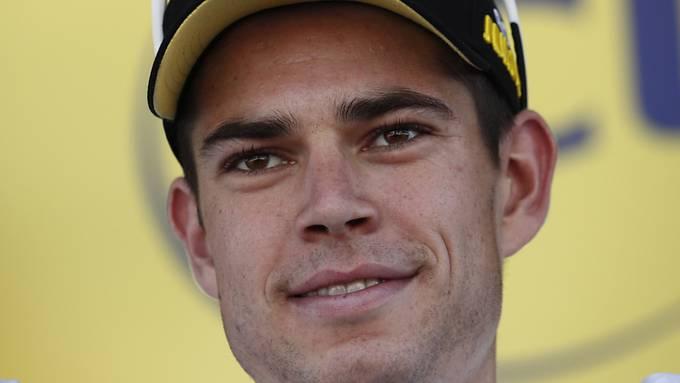 Wout Van Aert gewinnt die 10. Etappe der Tour de France