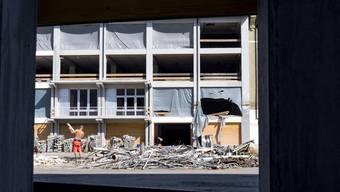Über die Überbauung auf dem Lysbüchel-Areal wird im November abgestimmt. Die Frage, die bewegt: Gibt es genügend Gewerbeflächen in der Stadt?