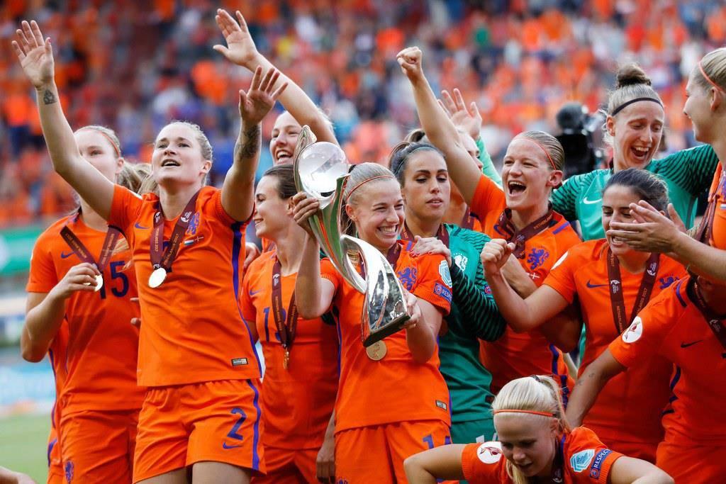 Niederlande ist Europameister (© KEYSTONE/EPA/ANP)