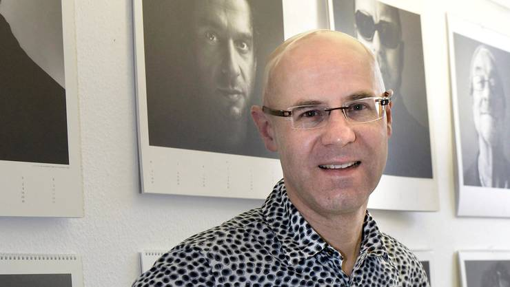 Baloise-Session-Präsident Matthias Müller freut sich bereits heute über einige Zusagen von Künstlern für nächstes Jahr.