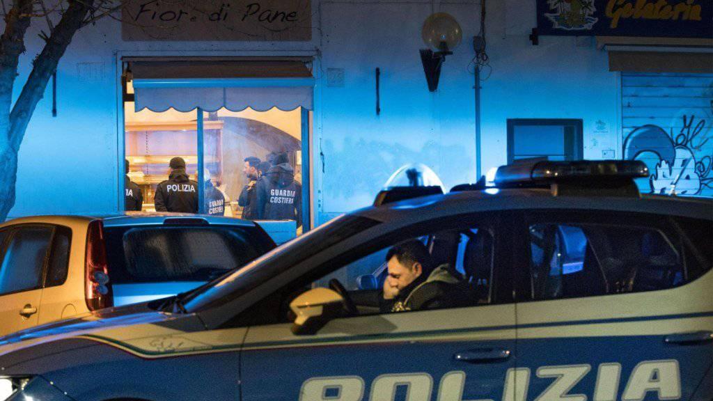 Die Anti-Mafia-Behörden in Italien leitete nach der Detonation einer Autobombe in Limbadi eine Untersuchung ein. (Symbolbild)