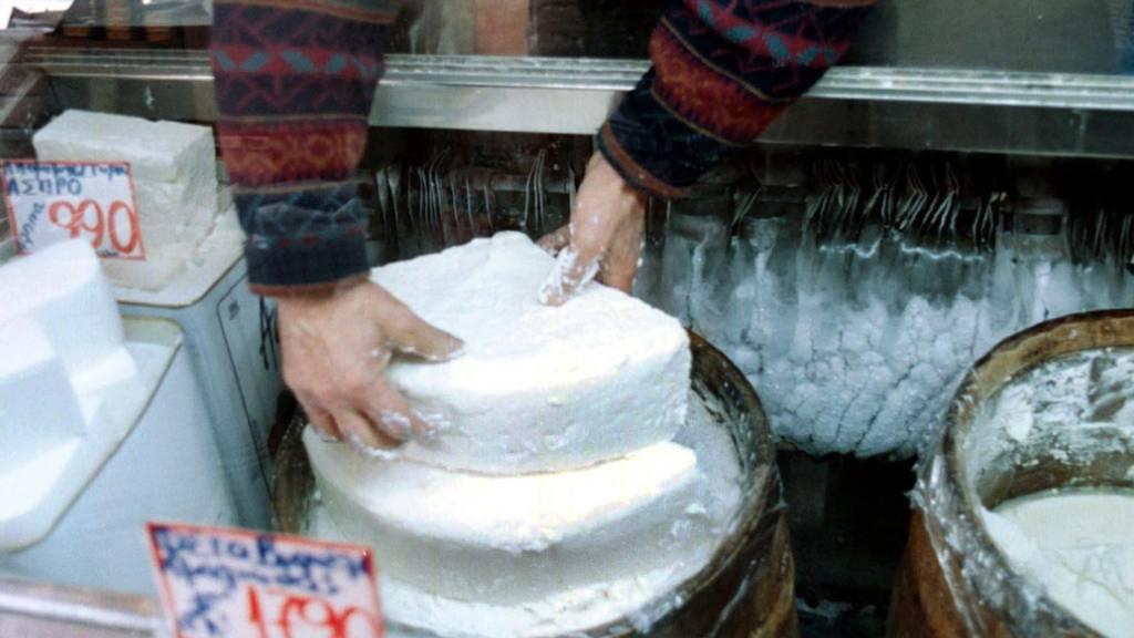 Feta-Käse: Emmi stärkt mit dem Kauf von Athenos in den USA das Standbein Spezialitätenkäse. (Symbolbild)
