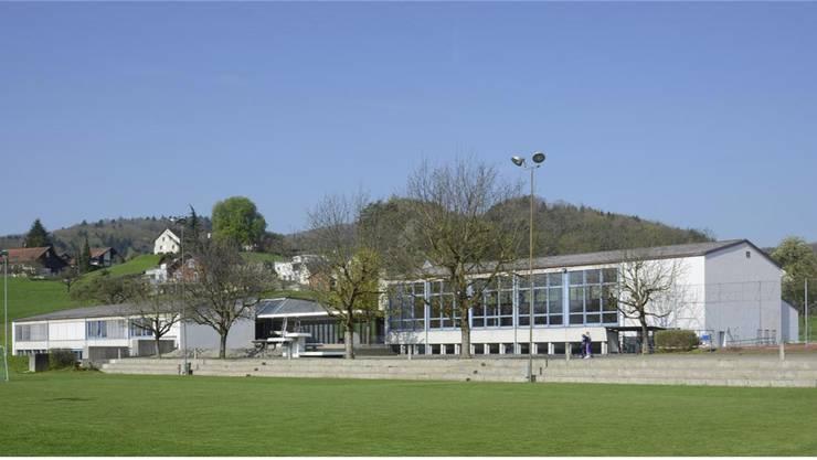 Die Schulanlage soll für 4,4 Mio. Franken umfassend saniert und erweitert werden. zvg
