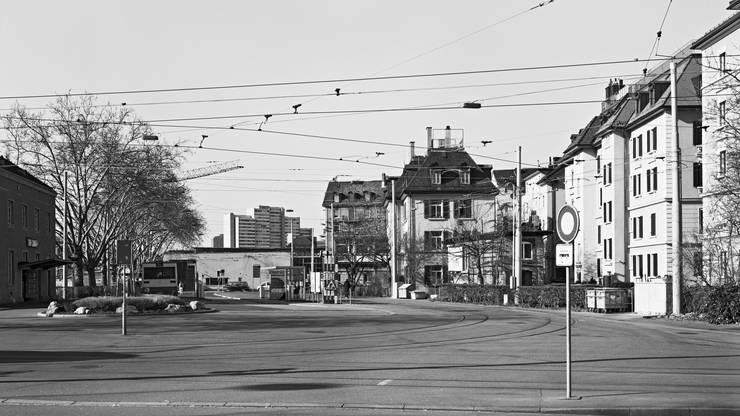 Der Platz neben dem Bahnhof Wiedikon geht in der öffentlichen Wahrnehmung gerne vergessen.
