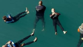 """""""Tscharniblues II"""" (Bild) ist der Eröffnungsfilm der 54. Solothurner Filmtage: Darin kommt aus, was aus den Protagonisten des 1979er Films """"Dr Tscharniblues"""" geworden ist. (zVg)"""