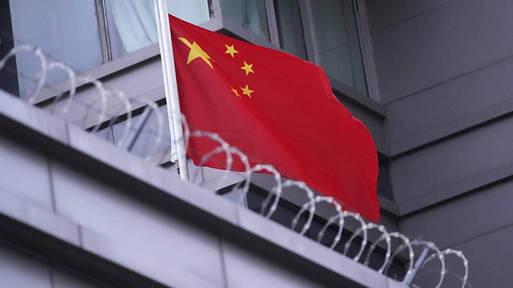 China droht USA wegen Konsulatsschliessung mit «notwendiger Antwort»
