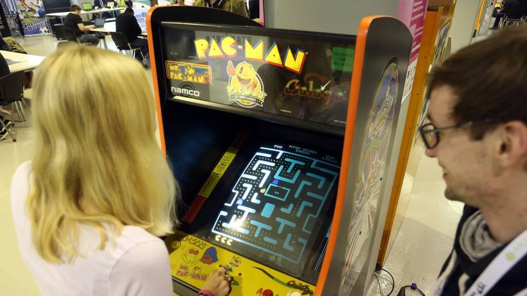 Pac-Man sollte vor allem Frauen ansprechen.
