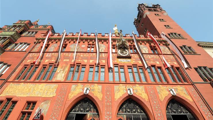 Das Ziel politischer Begierde: das Basler Rathaus. Martin Töngi