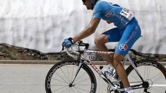 Tschopp drückte der 20. Giro-Etappe seinen Stempel auf