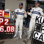 Historisch: Sauber feiert 2008 in Montral einen Doppelsieg mit Robert Kubica und Nick Heidfeld